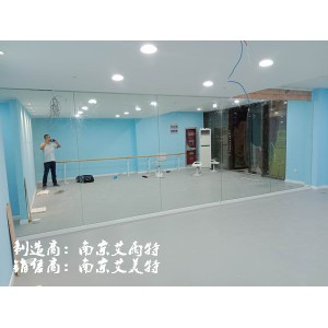 南京舞蹈房镜子安装