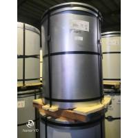 上海宝钢彩涂卷TDC51D+AZ 2/1M 聚酯报价方案