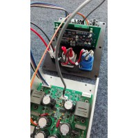 单路DSP有源功放1400W8欧频点任意设置,开关电源