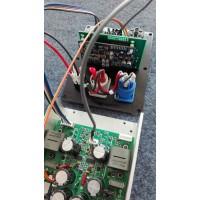 DSP有源功放4欧2x700W频点任意设置,2+1小线阵T2