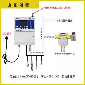 茌平县硫酸二甲酯挥发气体报警器 DMS气体防中毒