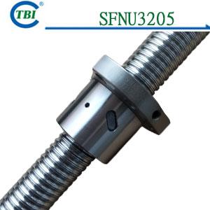 原装台湾TBI滚珠丝杠、SFNU3205高防尘滚丝杆螺母现货