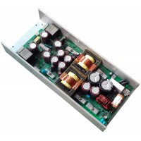 专业数字功放板模块双声道8欧2x600W,4欧2x1000W
