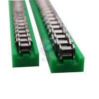 08B高分子机加工链条导轨 鹤壁输送机械专用耐磨链条导轨
