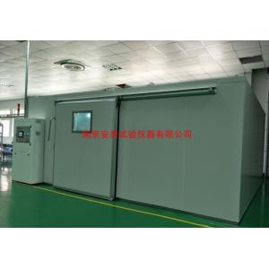 GWS-036步入式高溫老化室價格_高溫老化房廠家成功案例
