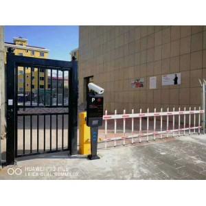 车牌车辆识别停车场系统一体机停车场收费系统小区门禁起落杆自动