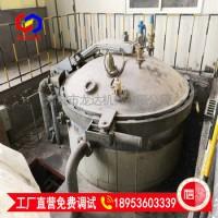 供应变压器马达转子真空浸漆罐管口阀门安装齐全