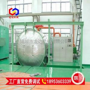 供应木材变压器真空干燥罐生产厂家龙达机械质量可靠