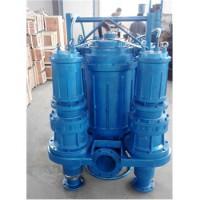 沿海地区专用潜水抽沙泵 高效率电动清淤泵 耐磨耐用