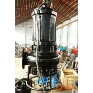 加工铸造耐磨电动渣浆泵 无堵塞潜水混浆泵 正规厂家生产