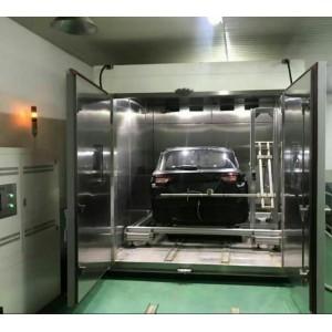 生产厂家定制整车高温试验室成功案例  高温老化房规格型号