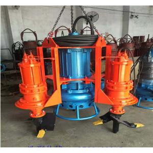加工定制高浓度潜水泥浆泵 高效电动抽沙泵