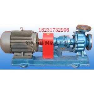 RY铸钢材质高温导热油泵(高温循环油泵)