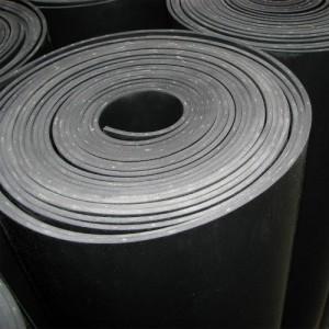 宣威工业用绝缘防滑耐酸碱橡胶板作用与特点