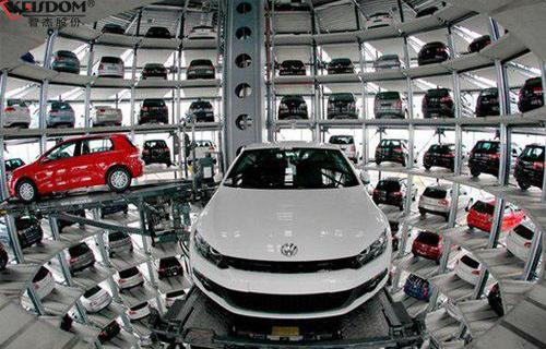 智能停车场