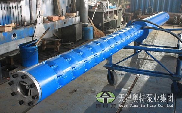 耐高温潜水泵_变频控制