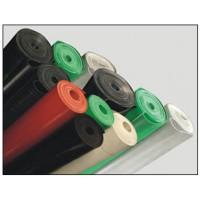 河北厂家便宜出售红色、绿色防静电橡胶板