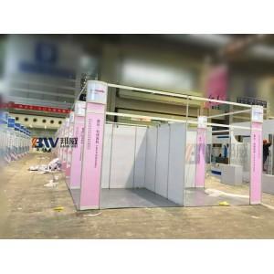 广州活动展架制作 铝料展架安装