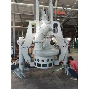 嘉鱼河道抽沙泵厂家 挖机抽沙泵 液压砂浆泵机组