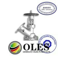 德国奥莱斯OLES<进口保温放料阀>