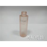 东莞化妆品喷油 自动线喷涂厂家 粉盒橡胶油喷油