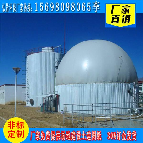 雙膜氣柜1