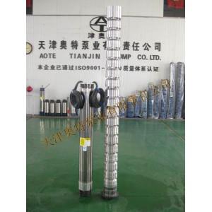 关于深井潜水泵的常见故障原因及排除方法