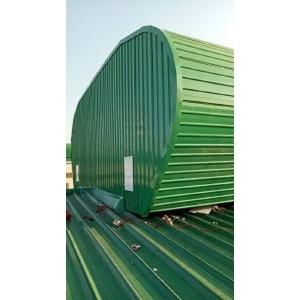 曼吉科,屋顶通风器,06K105《屋顶自然通风器选用与安装》