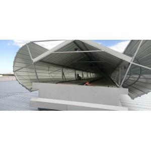 曼吉科HZT-80 流线型屋顶通风器 宽13250高4800
