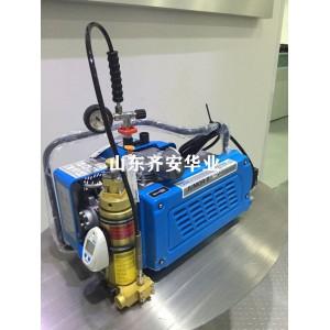 进口德国宝华BAUER空气压缩机JII W呼吸器充气泵