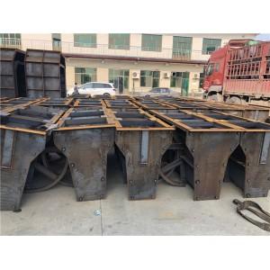 预制隔离墩钢模具 隔离墩模具 使用范围广