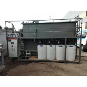 南昌铝材清洗废处理设备,金属制品废水回用设备