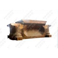 大型铸造厂生产陶瓷机底座