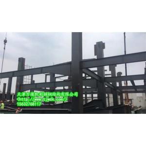 名称:钢结构平台 产地:天津