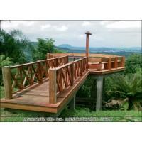巴蒂木木质护栏、巴蒂木价格