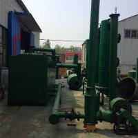 环保木炭机械全套 小型生产设备 锯末制棒机 炭化炉 制炭技术