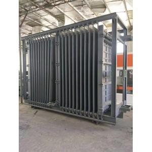 一套墙板机发泡泵送都带的轻质隔墙板设备
