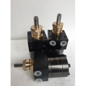 8cc油墨齿轮泵 8cc圆形静电输漆泵浦