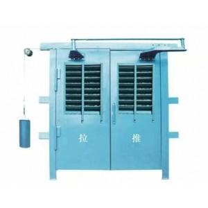 礦用雙向調節風門SFM,礦用調節式無壓風門技術參數