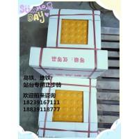 湖南衡阳盲道砖 盲道砖标准尺寸知识6