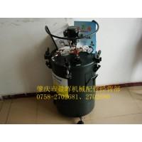 40升气动压力桶 自动搅拌压力桶 40升自动搅拌压力罐