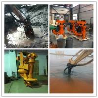 挖掘机清淤泵,航道水下抽沙泵,高效便捷