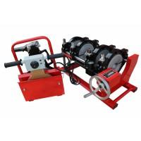 济南八达手动热熔对接焊机 塑料管材热熔专用焊机