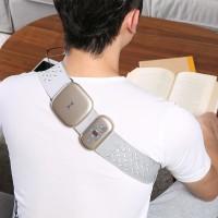 周天律動音樂按摩儀頸椎腰部腿部多功能便攜式按摩器
