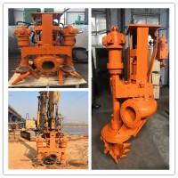 多类型挖机清淤泵 搅齿型抽泥泵 搅笼型抽浆泵