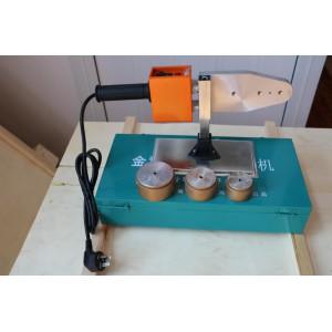 济南八达承插焊机20-63 手持式PE管热熔焊机