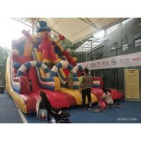 广州充气城堡出租 充气趣味器材出租 充气攀岩出租 充气障碍