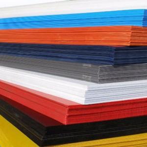塑料中空板 中空板周轉箱 蜂窩板圍板箱 防靜電系列產品