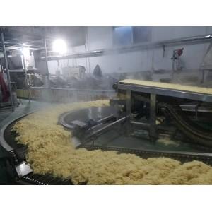 食品转弯机面条饼干米粉生产线180度网带式食品转弯机