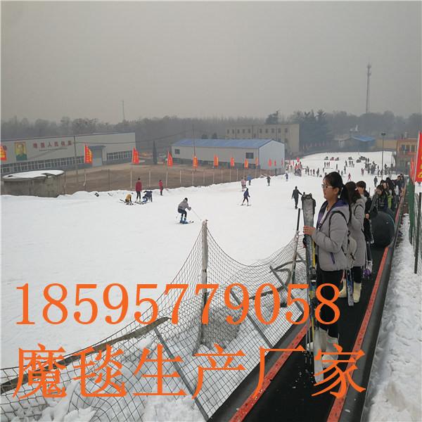 河南郑州宋陵冰雪乐园魔毯 (2)